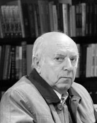 Кирилл Ковальджи.Фото: Дмитрий Кузьмин, 2007