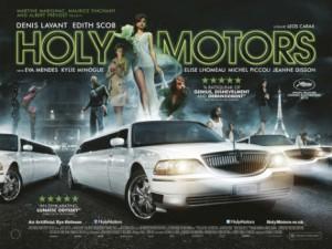 Святые моторы (Holy Motors), реж. Леос Каракс.