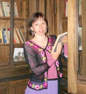 Ирина Мелякова, 2012. Фото из личного архива.