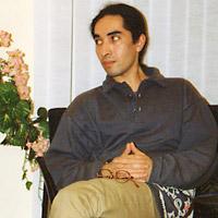 Хамдам Закиров. Фото: Дмитрий Кузьмин, 1999
