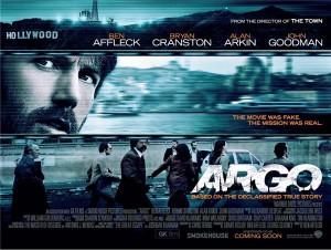 Арго (Argo), реж. Бен Аффлек.