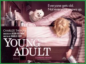 Бедная богатая девочка (Young Adult), реж. Джейсон Райтман